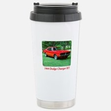 69 Red Charger Photo Stainless Steel Travel Mug