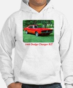 69 Red Charger Photo Hoodie