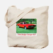 69 Red Charger Photo Tote Bag
