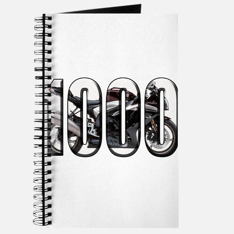 Suzuki GSXR 1000 Black Journal
