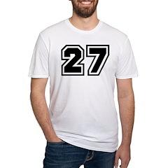 Varsity Uniform Number 27 Shirt