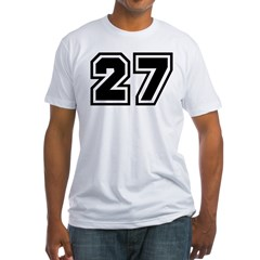Varsity Uniform Number 27 Shirt