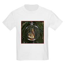 Monarch Butterfly Christmas T-Shirt