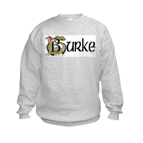 Burke Celtic Dragon Kids Sweatshirt