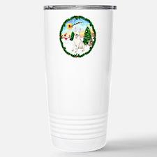 Take Off1/Bull Terrier Travel Mug