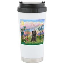 Cloud Angel 2 /Cairn T Thermos Mug