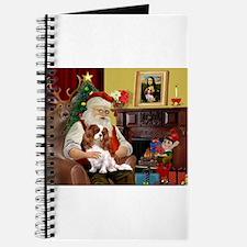 Santa's Cavalier (BL) Journal