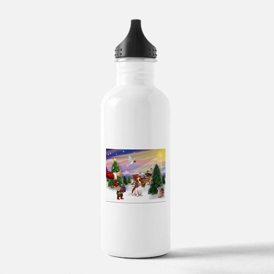 Treat/Cavalier (BL) Water Bottle