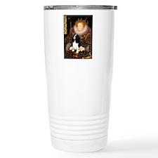 Queen & Tri Cavalier Travel Mug