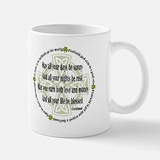 Irish Blessing Small Small Mug