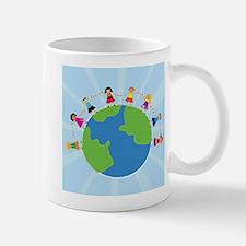 Kids Around the World Mug