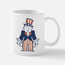 Broke Uncle Sam Mug