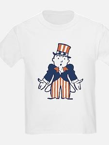 Broke Uncle Sam T-Shirt
