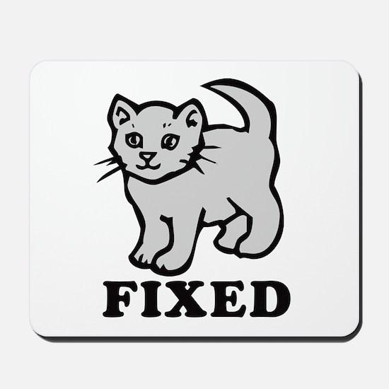 Fixed Mousepad