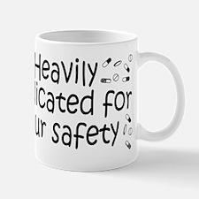 Heavily Medicated Mug