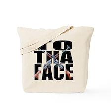 To Da Face Call of Duty AK Tote Bag