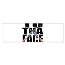 To Da Face Call of Duty AK Bumper Sticker