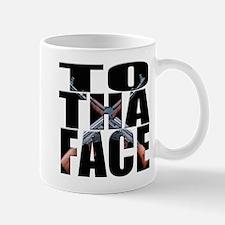 To Da Face Call of Duty AK Mug