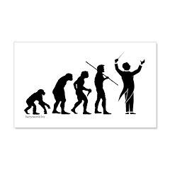 Conductor Evolution 22x14 Wall Peel