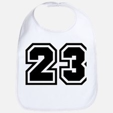 Varsity Uniform Number 23 Bib