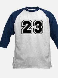Varsity Uniform Number 23 Kids Baseball Jersey