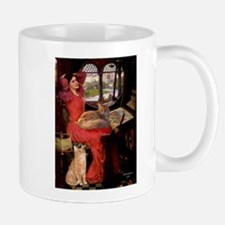 Lady/MCoon+OrTabby Mug
