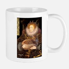 Queen / Red Maine Coon Mug