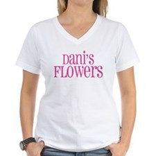 Dani's Flowers Shirt