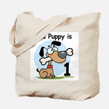 This Puppy is 1 Tote Bag