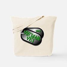 1965 Vietnam Vet Tote Bag