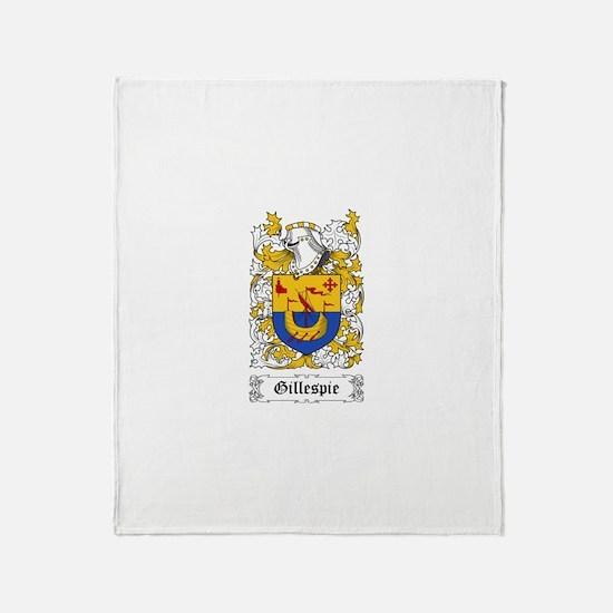 Gillespie Throw Blanket