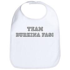 Team Burkina Faso Bib