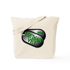 1968 Vietnam Vet Tote Bag