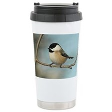 Chickadee Travel Mug