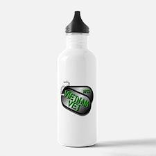 1972 Vietnam Vet Water Bottle