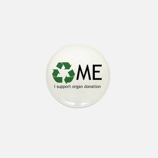 Organ donation Mini Button (100 pack)