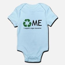 Organ donation Infant Bodysuit
