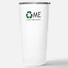Organ donation Travel Mug