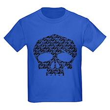 Chasm Pattern Skull T