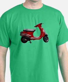 Scooter Snow T-Shirt