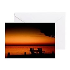 Funny Chairs Greeting Cards (Pk of 20)