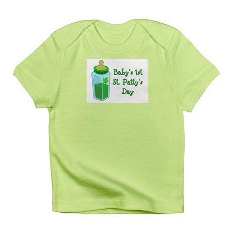 Baby's 1st St. Patty's Day Infant T-Shirt