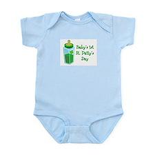 Baby's 1st St. Patty's Day Infant Bodysuit