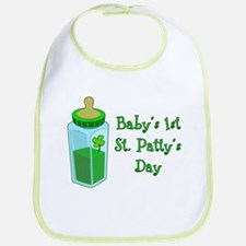 Baby's 1st St. Patty's Day Bib