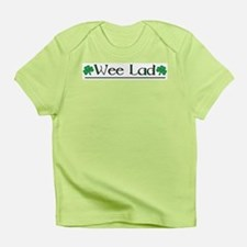 Wee Lad (Shamrocks) Infant T-Shirt