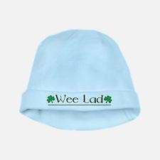 Wee Lad (Shamrocks) baby hat