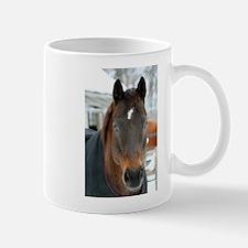 Cute Horse head photos Mug