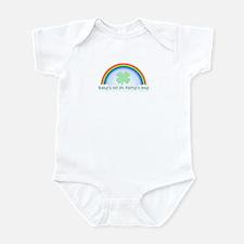 1st St. Patty's Day Infant Bodysuit