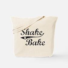 Unique Shake and bake Tote Bag