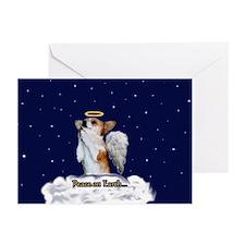 Peace Angel Dott Greeting Cards (Pk of 10)